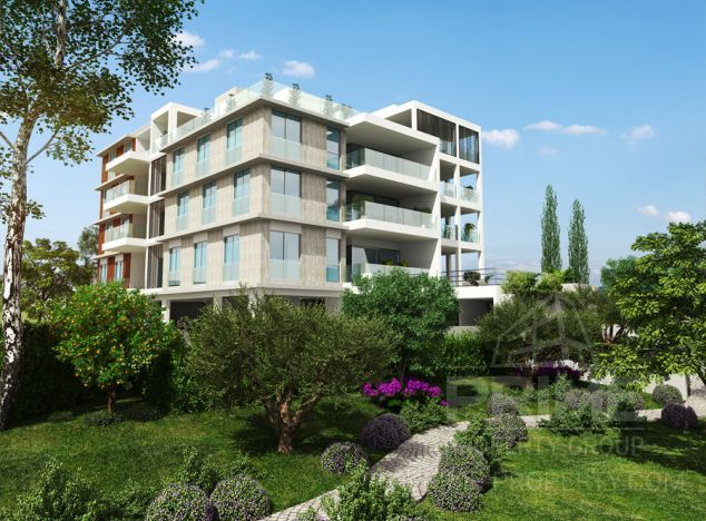 Cyprus property, Apartment for sale ID:6918