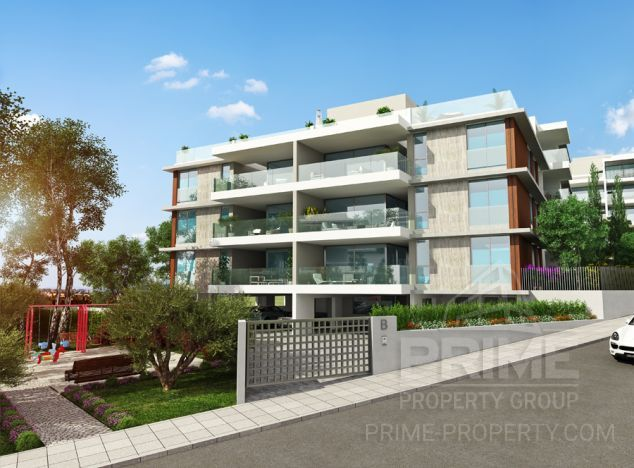 Property in Cyprus, Apartment for sale ID:6919