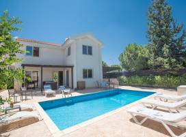Cyprus property, Villa for holiday rent ID:6937