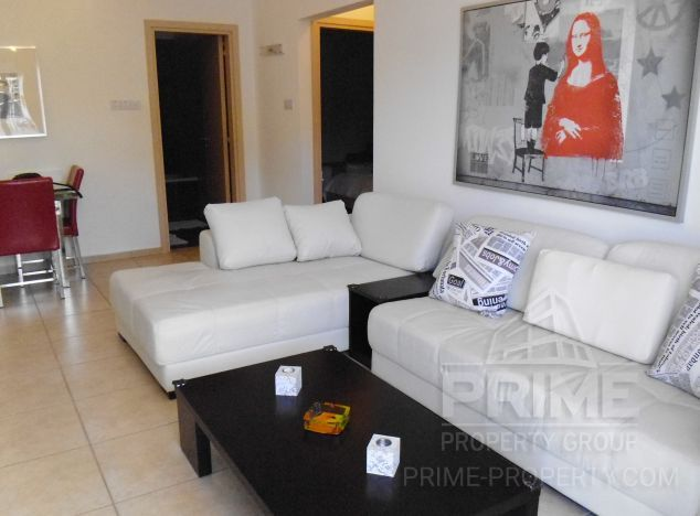 Cyprus property, Apartment for holiday rent ID:7037