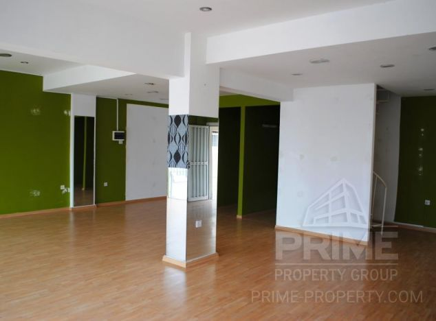 Cyprus property, Shop for rent ID:7045