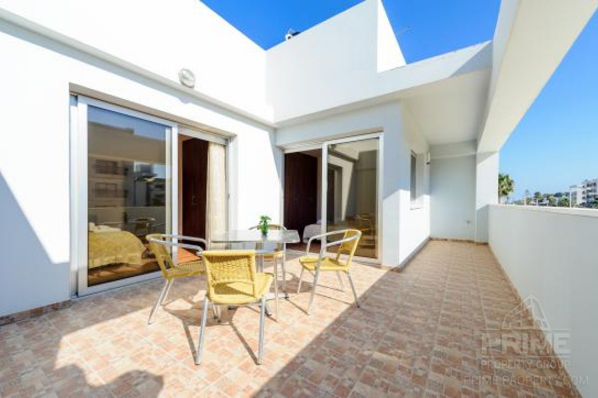 Предложение № 7069 - Protaras, Apartment  м2