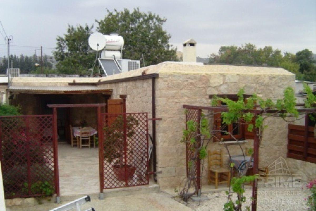 Предложение № 7085 - Paphos, Bungalow 75 м2