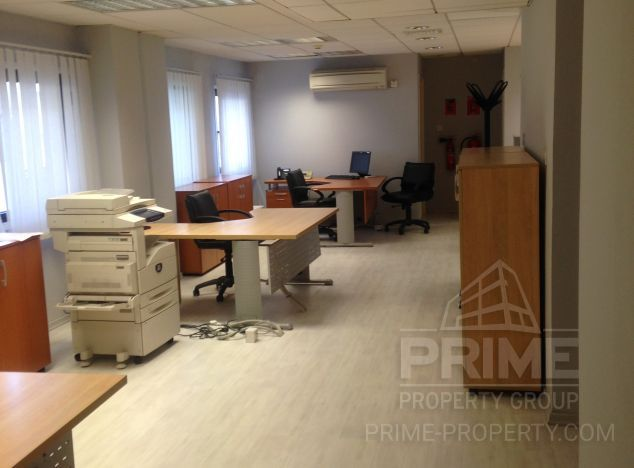Cyprus property, Office for rent ID:7138