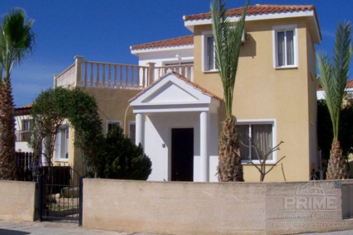 Предложение № 7153 - Paphos, Villa 130 м2