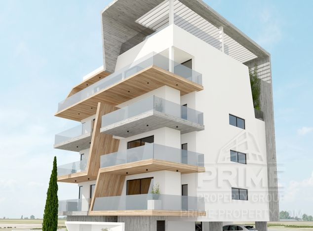 Cyprus property, Apartment for sale ID:7154