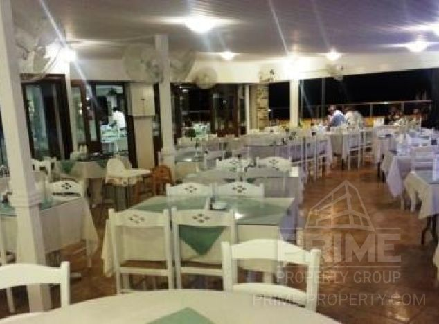 Cyprus property, Restaurant for sale ID:7167