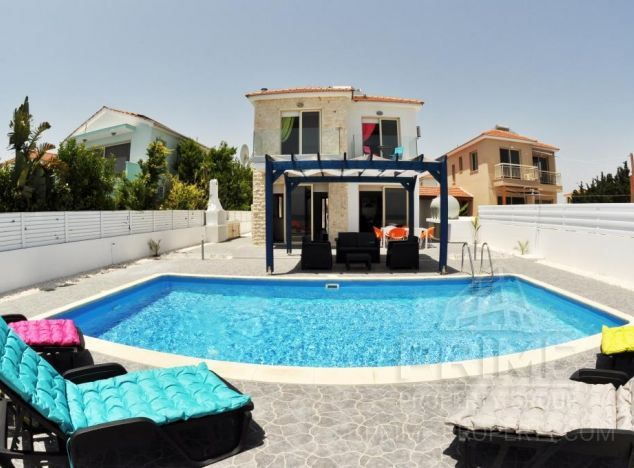 Cyprus property, Villa for holiday rent ID:7177