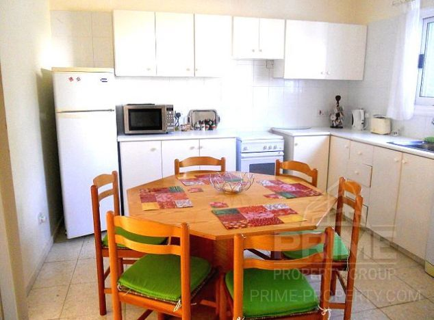 Cyprus property, Villa for holiday rent ID:7182