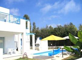 Cyprus property, Villa for holiday rent ID:7187