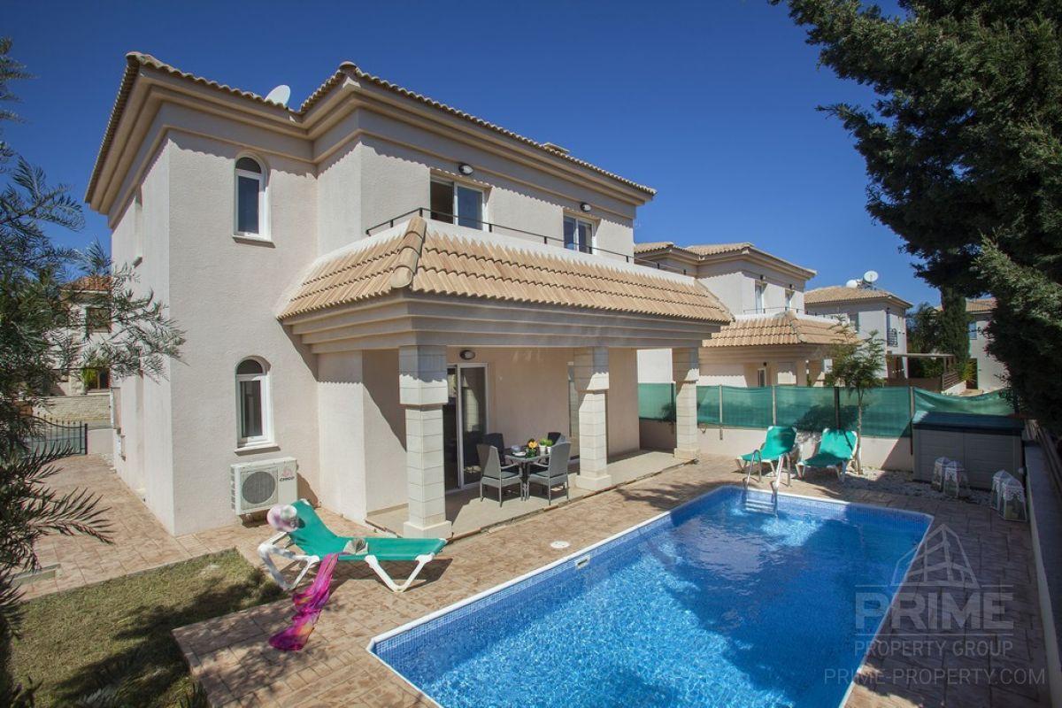 Предложение № 7200 - Protaras, Villa  м2