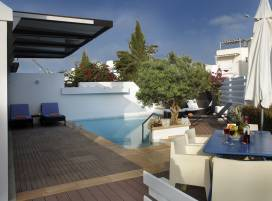 Cyprus property, Villa for holiday rent ID:7203
