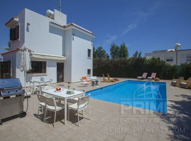 Cyprus property, Villa for holiday rent ID:7228