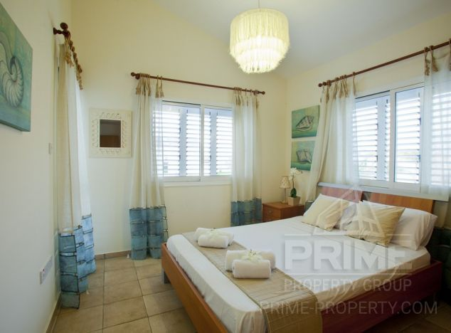 Cyprus property, Villa for holiday rent ID:7232