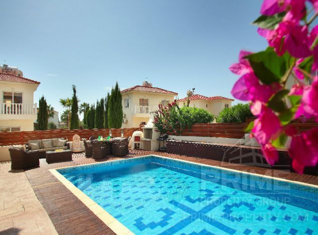 Cyprus property, Villa for holiday rent ID:7236
