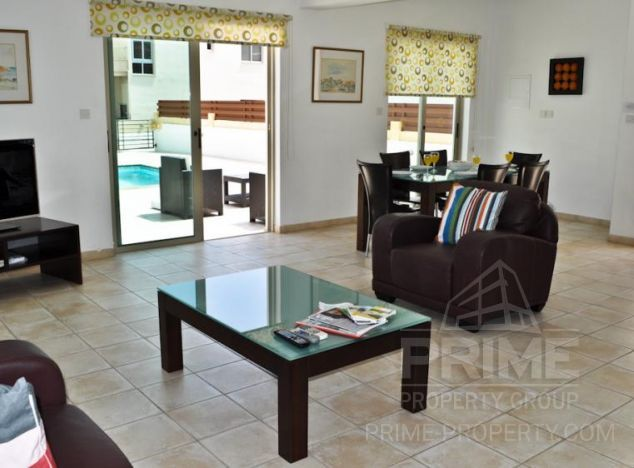 Cyprus property, Villa for holiday rent ID:7347