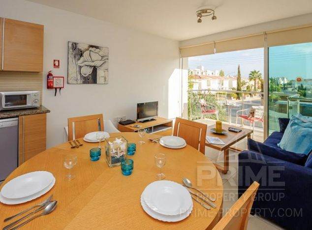Cyprus property, Apartment for holiday rent ID:7351