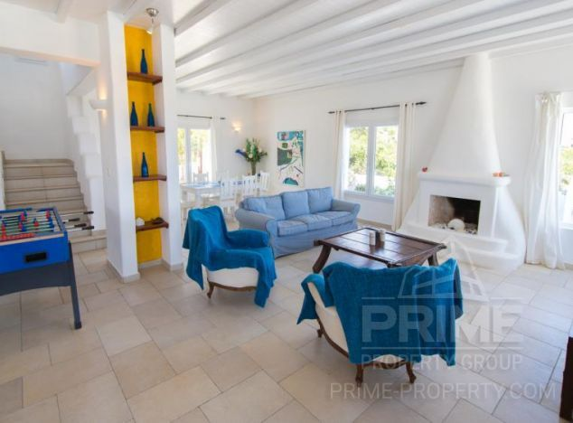 Cyprus property, Villa for holiday rent ID:7353