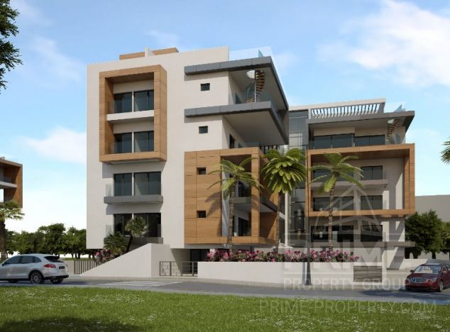 Cyprus property, Apartment for sale ID:7374