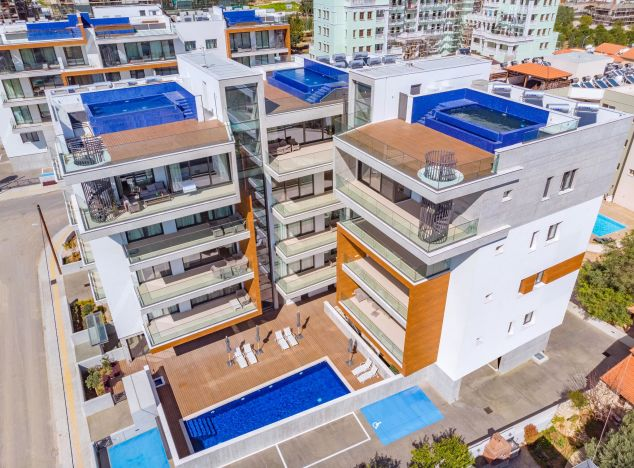 Penthouse 7377 on sell in Limassol