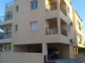 Cyprus property, Apartment for sale ID:7385