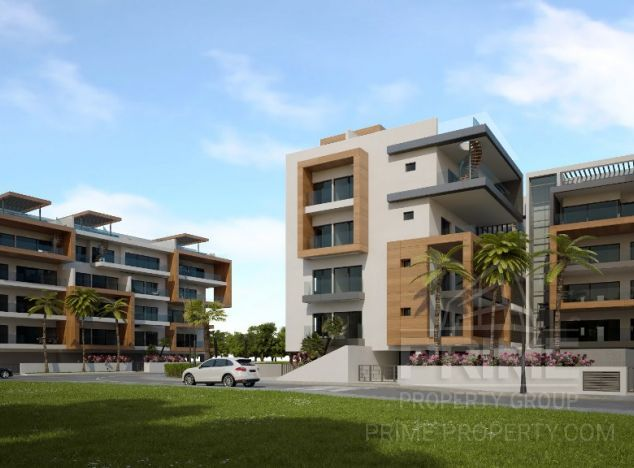 Cyprus property, Apartment for sale ID:7393