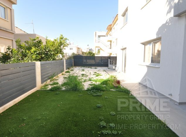 Cyprus property, Garden Apartment for rent ID:7398