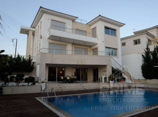 Cyprus property, Villa for rent ID:7410