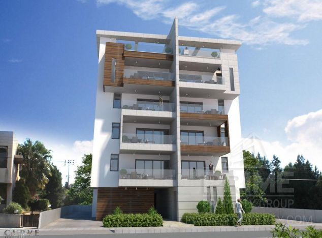 Cyprus property, Apartment for sale ID:7415