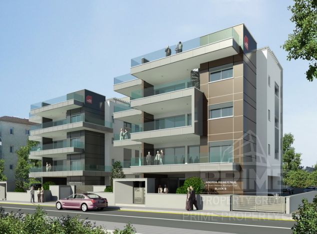 Cyprus property, Apartment for sale ID:7419