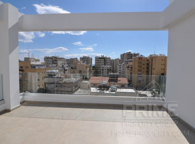 Cyprus property, Penthouse for rent ID:7426