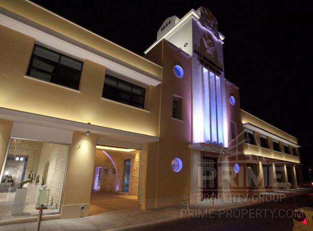 Cyprus property, Shop for rent ID:7458