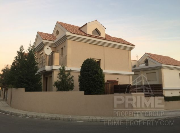 Cyprus property, Villa for rent ID:7468