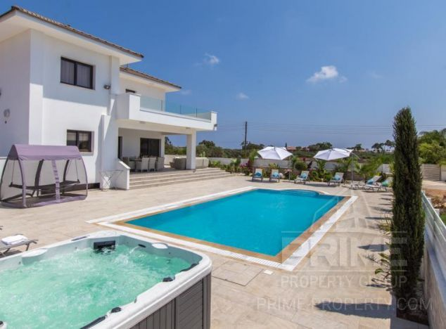 Cyprus property, Villa for holiday rent ID:7479