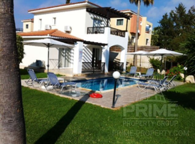 Cyprus property, Villa for holiday rent ID:7493
