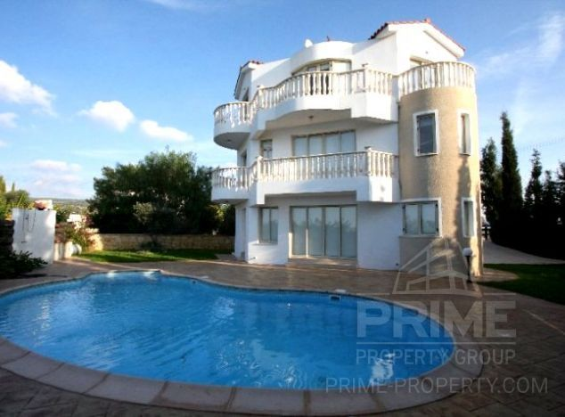 Cyprus property, Villa for rent ID:7496