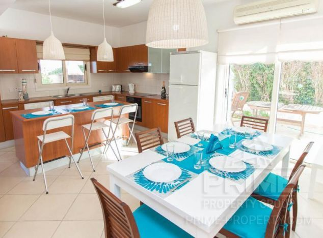 Cyprus property, Villa for holiday rent ID:7509