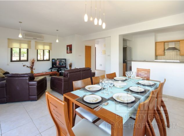 Cyprus property, Villa for holiday rent ID:7526