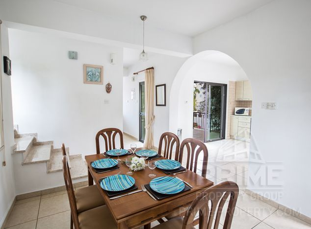 Cyprus property, Villa for holiday rent ID:7528