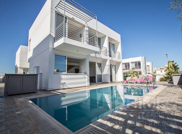 Cyprus property, Villa for holiday rent ID:7531