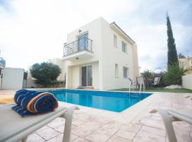 Cyprus property, Villa for holiday rent ID:7554