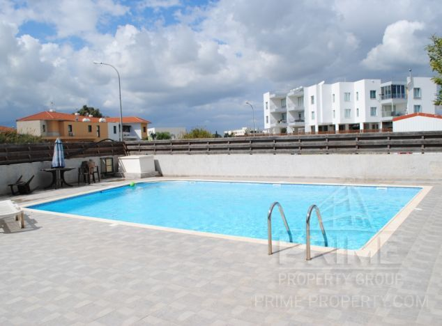 Cyprus property, Apartment for sale ID:7555