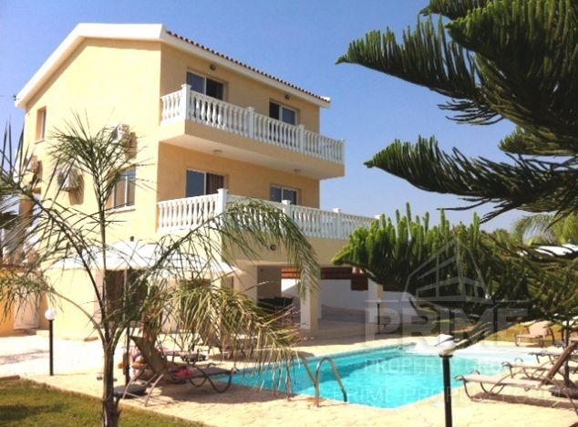 Cyprus property, Villa for holiday rent ID:7559