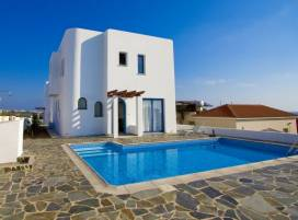 Cyprus property, Villa for holiday rent ID:7573