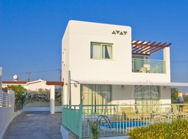 Cyprus property, Villa for holiday rent ID:7574