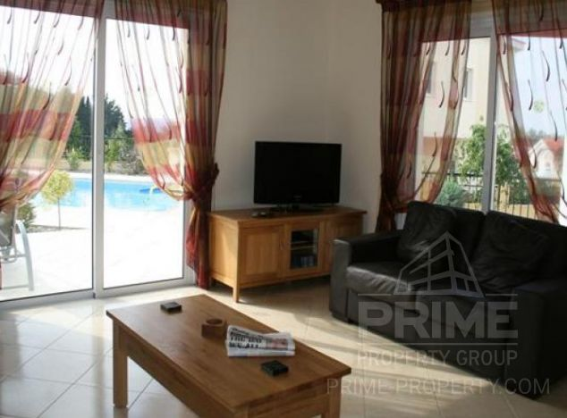 Cyprus property, Villa for holiday rent ID:7581