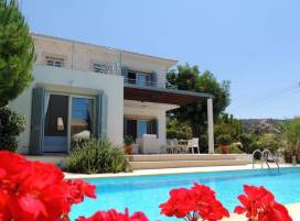 Cyprus property, Villa for holiday rent ID:7582