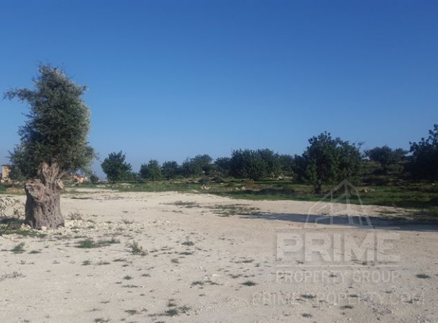 Cyprus property, Land for sale ID:7590