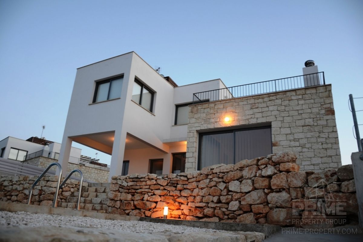 Предложение № 7598 - Polis, Villa  м2
