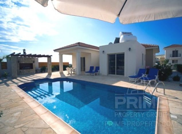 Cyprus property, Bungalow for holiday rent ID:7607
